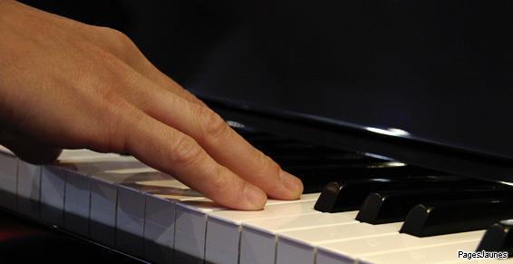 Leçons de piano - Cannes