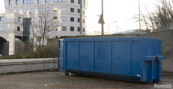 Stockage de déchets à Audresselles