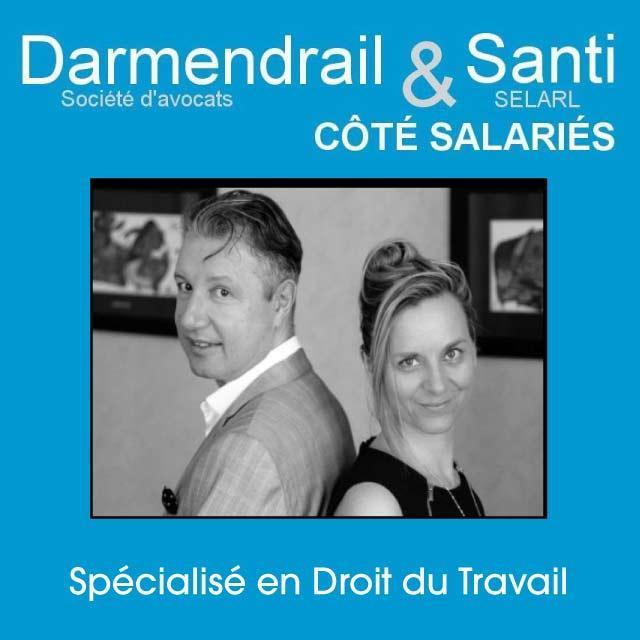 Société d'avocats Darmendrail et Santi