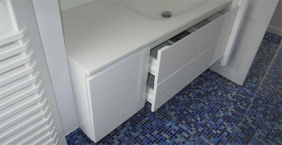 Pose de carrelage - Salles de bains
