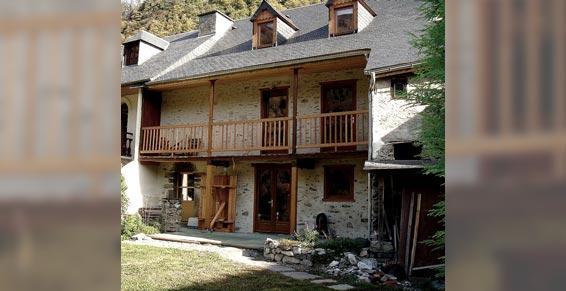 Rénovation de maison ancienne