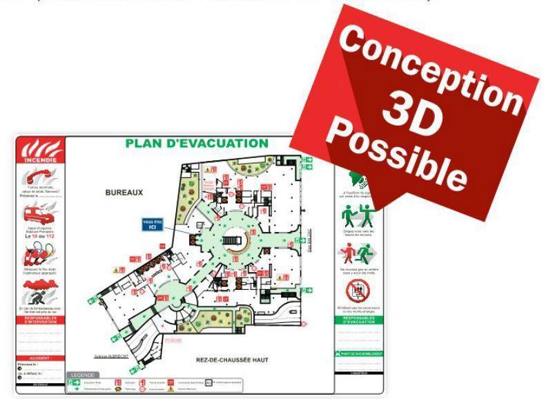 plan 3 d Ardi sécurité incendie