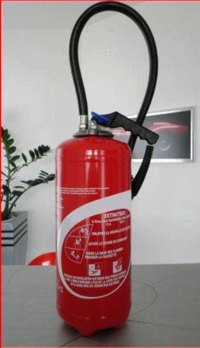 extincteur eau Ardi sécurité incendie