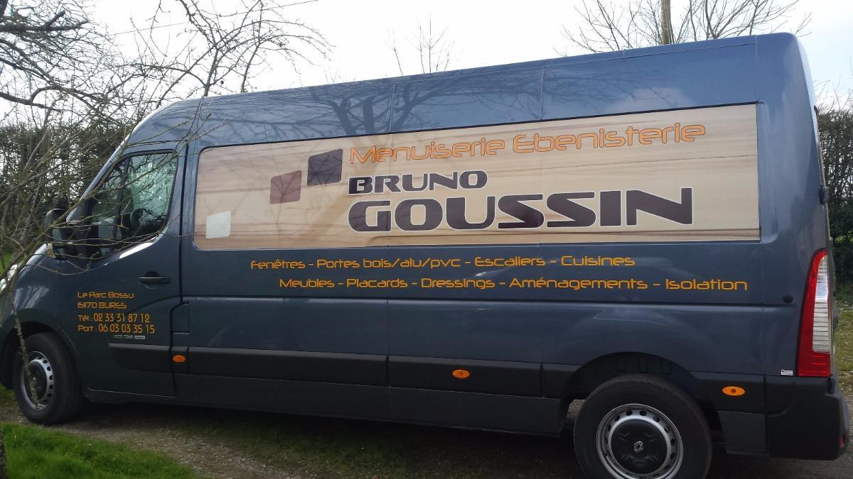 Goussin Bruno - Menuiserie Ebénisterie