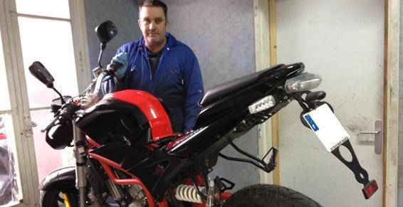 Les Cycles du Bouscat - réparation vélo, cyclo, scooters.