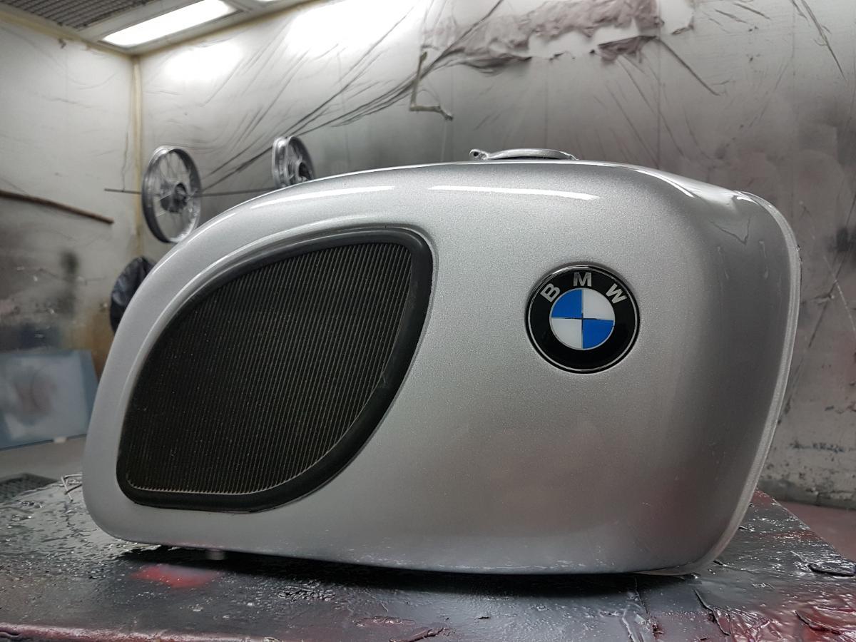 réservoir moto BMW