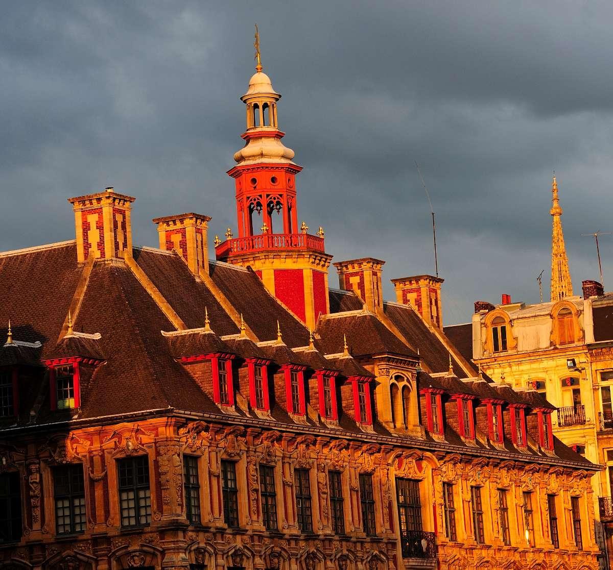 Installé depuis plus de 20 ans à Lille dans le Nord (59).