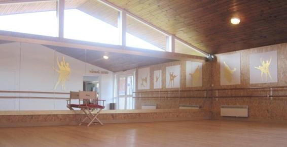Nouveau studio de danse à Meulan dans les Yvelines