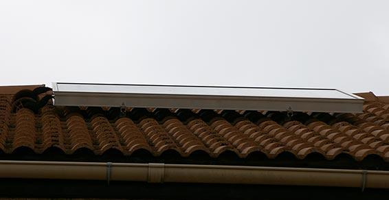Asete - Énergies renouvelables - Rouffiac Tolosan - Ballon solaire
