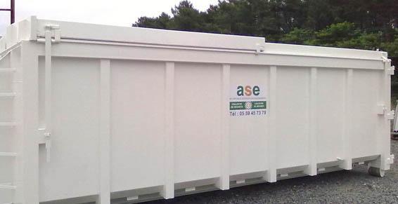 Atlantique Services Environnement à Labenne - Déchets industriels