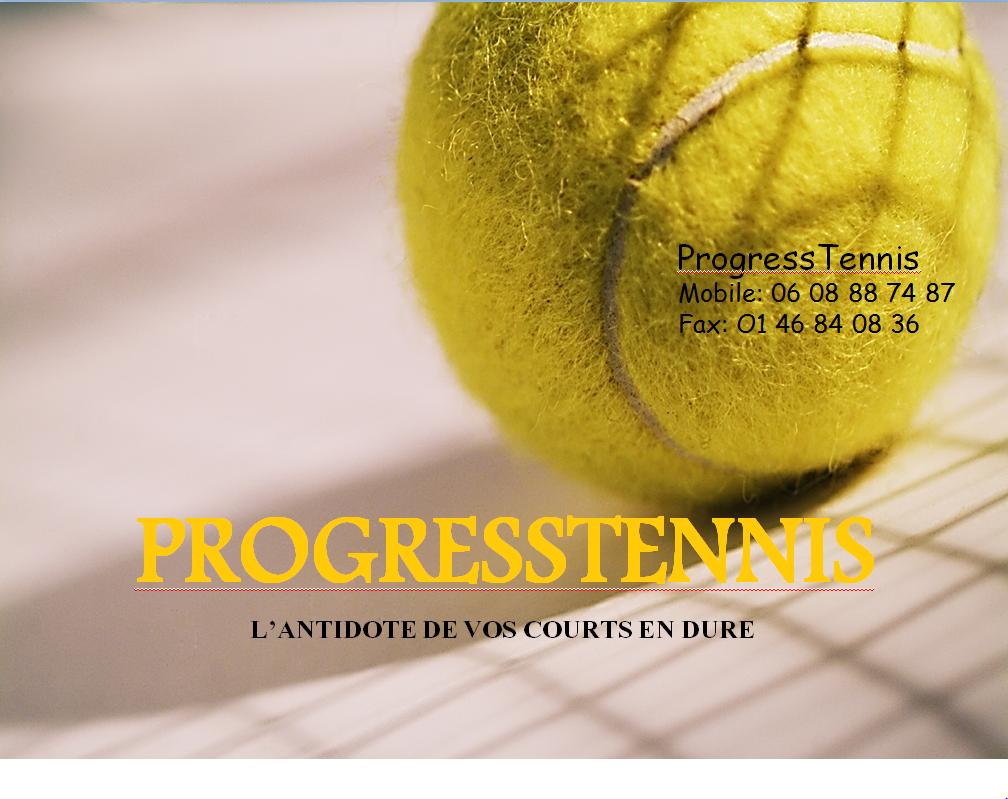 Progress Tennis - Tennis