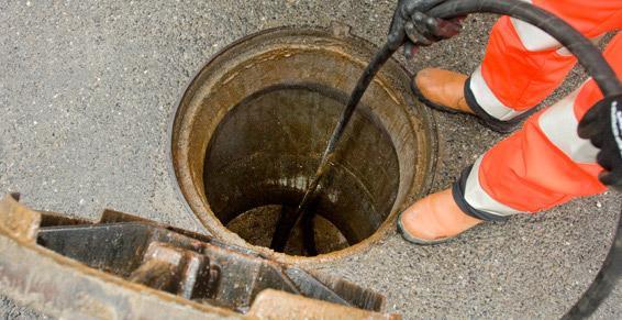 Dégorgement des réseaux pluviaux et eaux usées