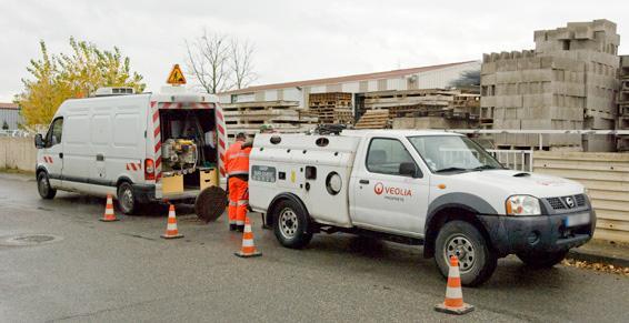 Débouchage et inspection vidéo des canalisations
