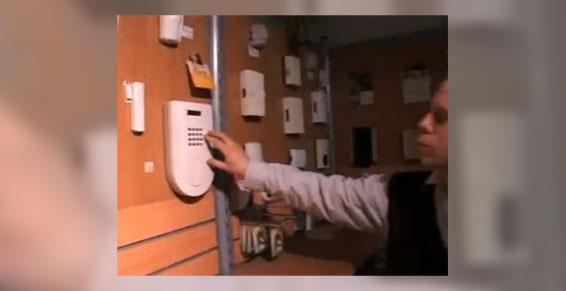 alarmes surveillance - Rayon de systèmes de surveillance