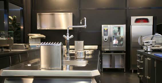 cuisines professionnelles - équipement cuisine professionnelle