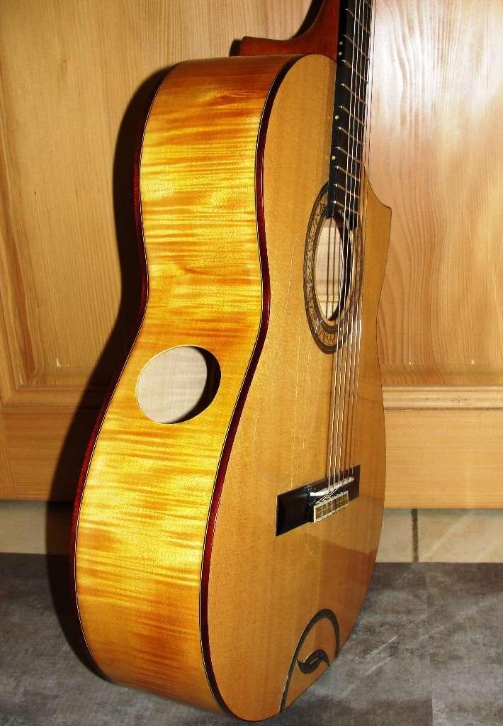 Guitare SIMON Th. CG