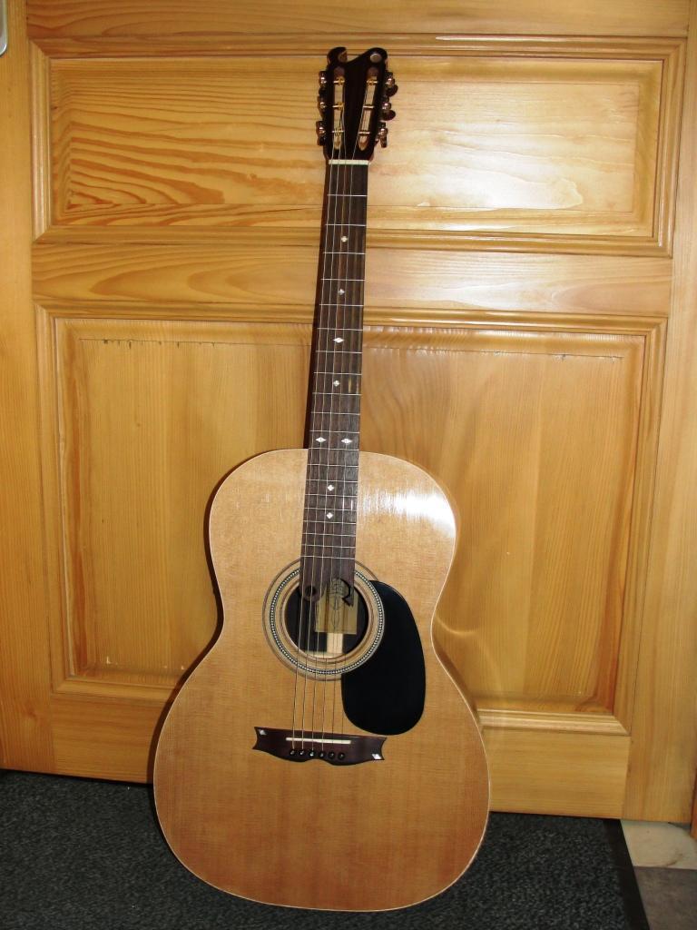 Guitare 000 acier