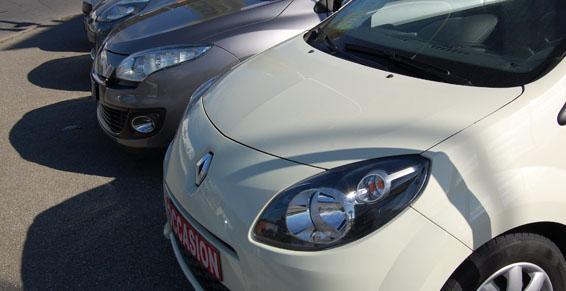 "Automobiles d""occasion Jaussaud Bernard Vente"
