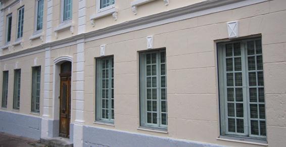 Ravalement de façade réalisé à Bernay