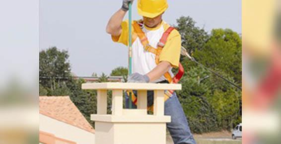Ramonage des cheminées - Réhabilitation de conduits