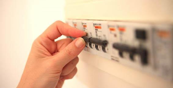 Électricité générale - Panneau éléctrique