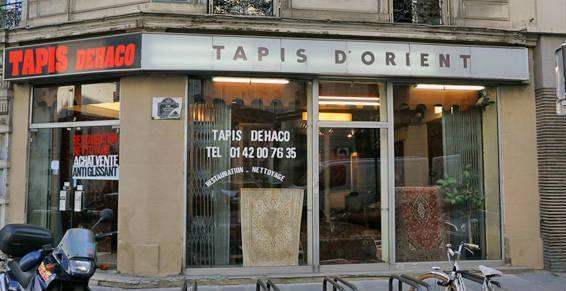Les plus beaux tapis de Paris vous attendent