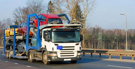 Dépannages et remorquages d'automobiles - Transport de voitures