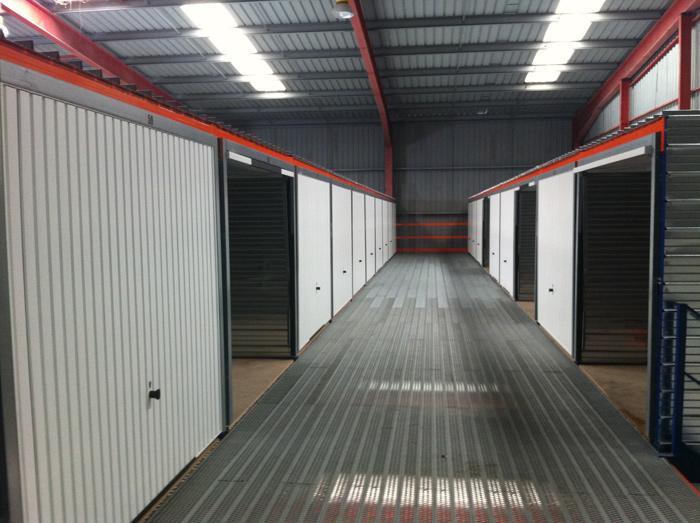 location box de stockage - garde meubles près de Narbonne