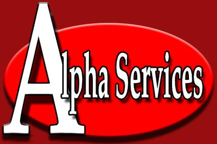 Logo Alpha Services