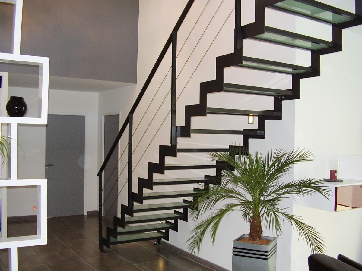 Alpha Métal, pour vos escaliers contemporains