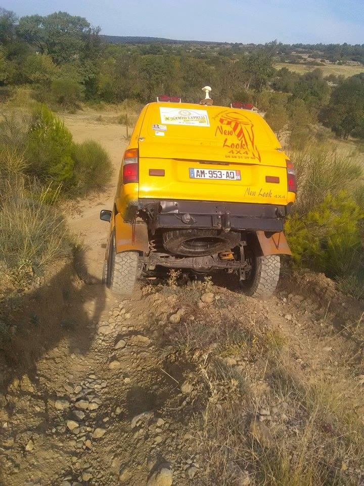 Location de 4 X 4 - Prêt de véhicule de courtoisie Perpignan
