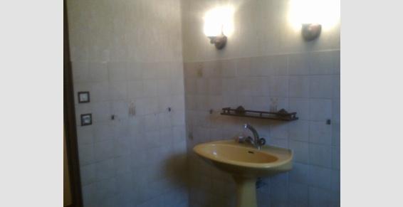 Ste Le Bras - Salle de bain avant rénovation complète