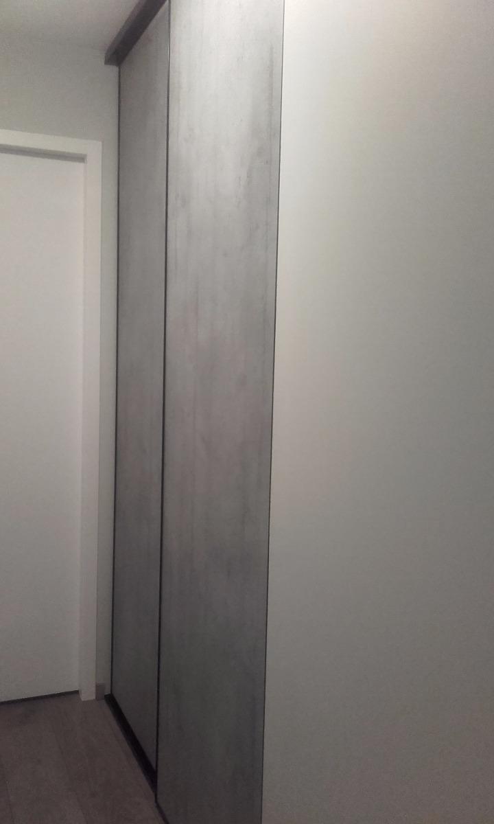 Installation d'une Façade coulissante Sogal