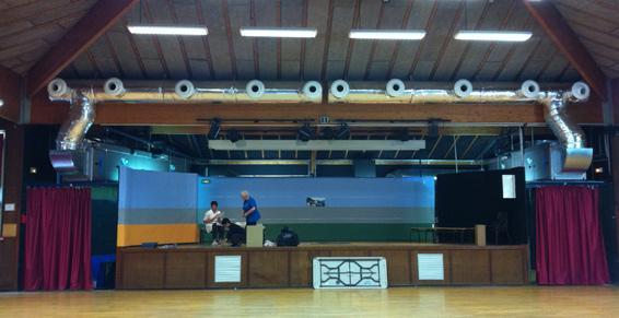 Puget ville salle jean latour Climat System à La Valette du Var