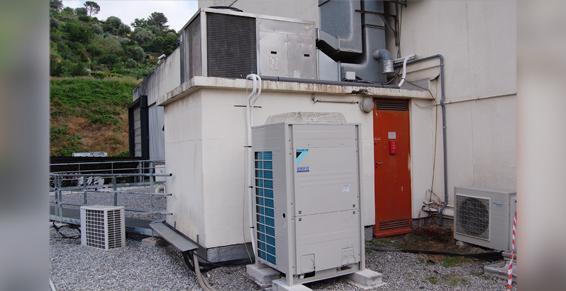 VRV Sonitherm Climat System à La Valette du Var