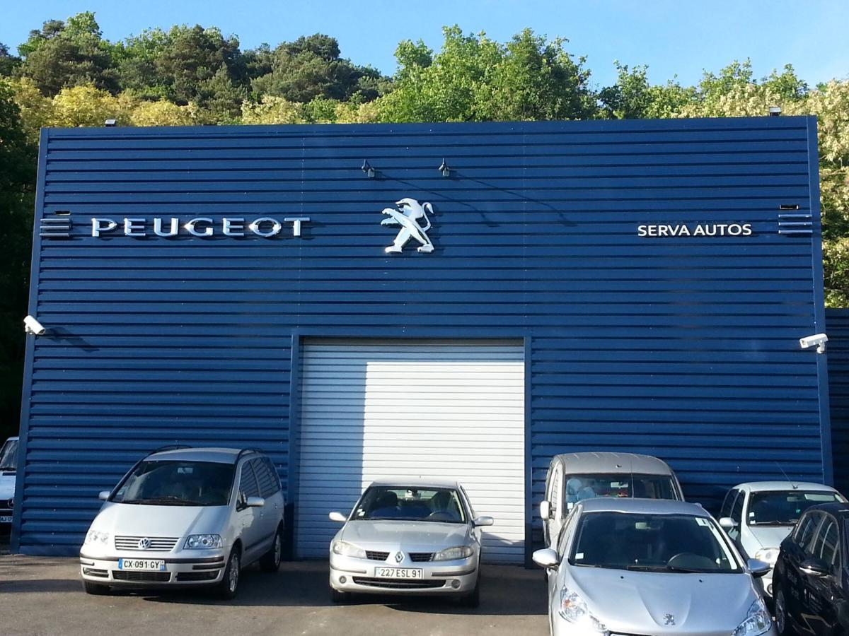 Serva Auto, agent Peugeot à Étréchy