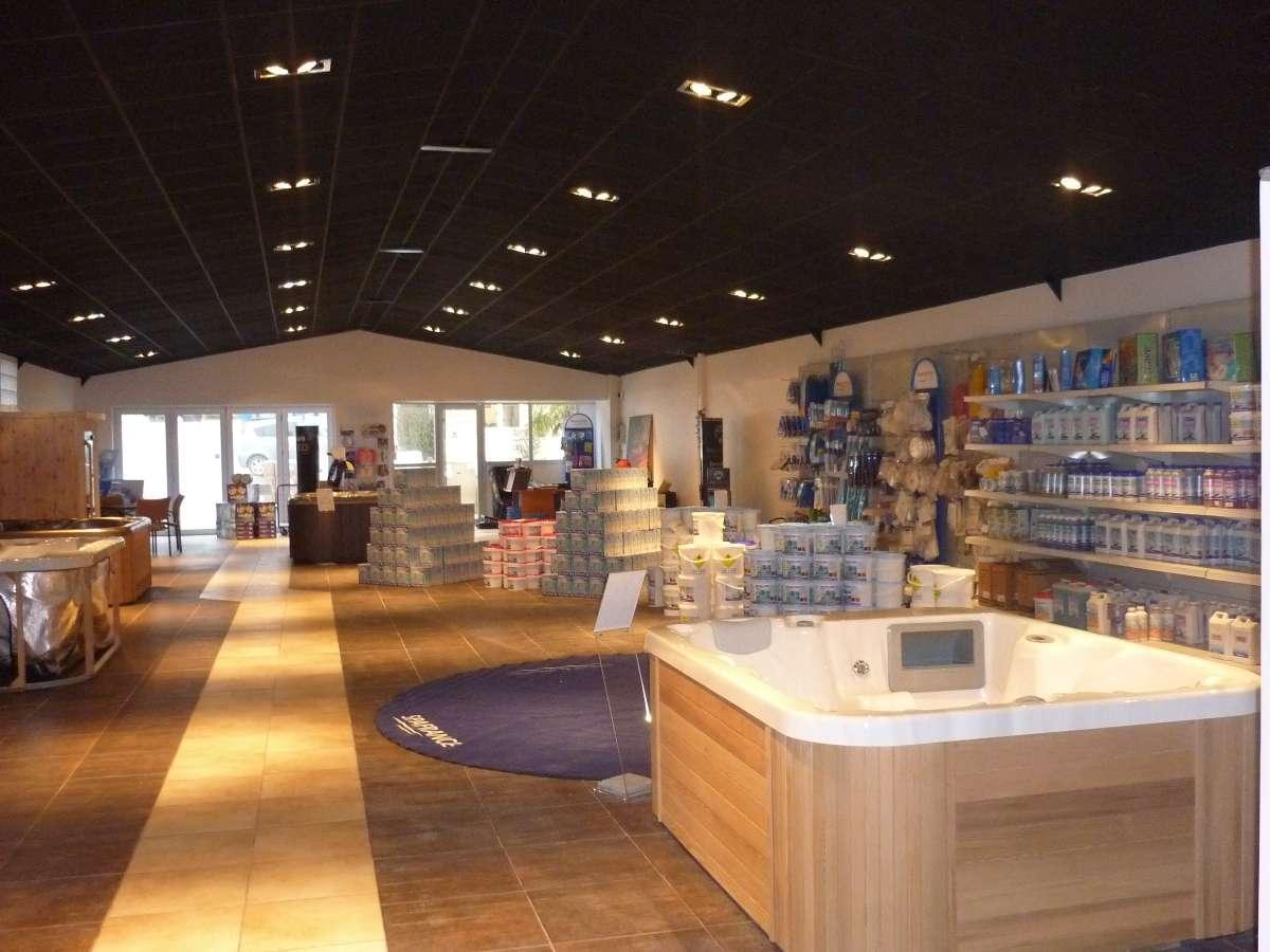 LNB  Electricité éclairage showroom