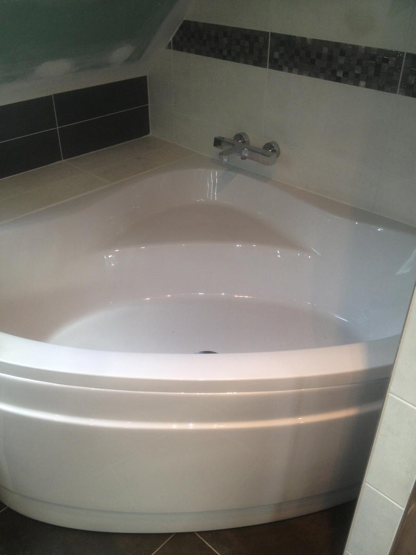 salle de bains réalisée par Amg' Thermique à Saint-Avertin en Indre-et-Loire (37)