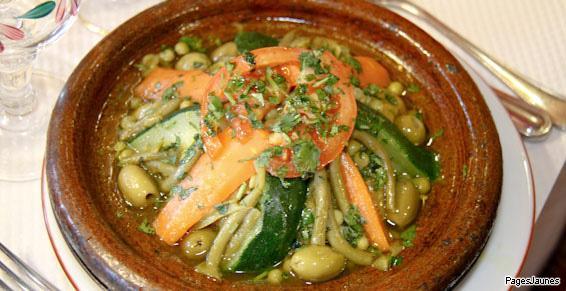Restaurants marocains - Palais de Souss