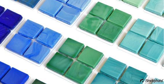 Le jeu des tons de couleurs pour harmonie